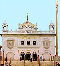 Takhat Sachkhand Shri Hazur Abchalnagar Sahib Gurudwara