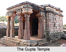 The Gupta Temple