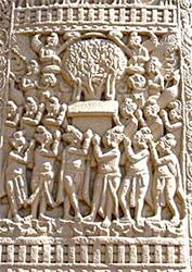 Details of Sanchi Pillar
