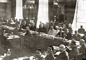 Dr B R Ambedkar attend the Second Round Table Conference in London in 1931
