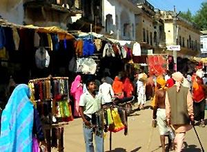 Shopping in Udvada, Gujarat
