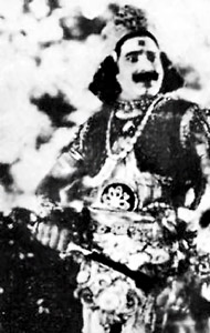 Sati Sulochana - First Kannada talkie