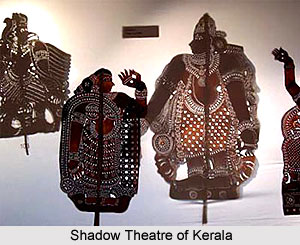 Kerala - Shadow Theatre, Indian Form Of Art