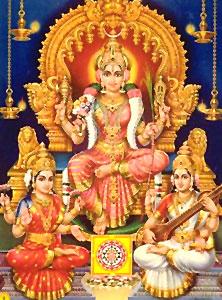 Mother-goddess or Shakti