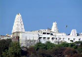 Temples of Nalgonda District - Yadagirigutta Temple