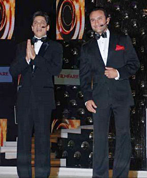 53rd Filmfare Award Ceremony, 2008
