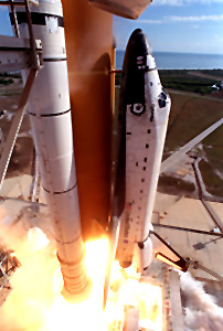Space Shuttle STS-87