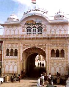 Sri Mahavirji Temple, Rajasthan