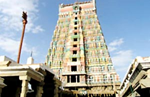 Srivilliputhur temple Madurai, Tamil Nadu