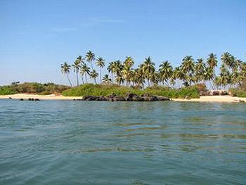 St. Mary's Island , Malpe , Karnataka