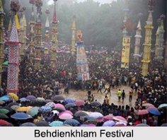 Behdienkhlam Festival, Meghalaya