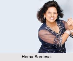 Hema Sardesai, Indian Playback Singer