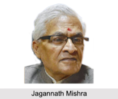 Jagannath Mishra, 14th Chief Minister of Bihar