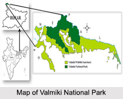 Valmiki National Park, West Champaran District, Bihar