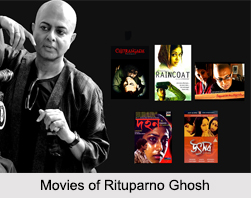 Movies of Rituparno Ghosh, Indian Movies