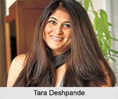 Tara Deshpande, Indian Actress