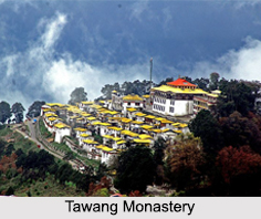 Monasteries in Arunachal Pradesh
