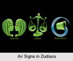 Air Signs, Element of Astrology