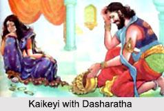 Kaikeyi, Character in Ramayana