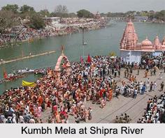 Shipra River