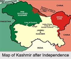 History of Kashmir, Jammu and Kashmir
