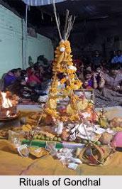 Gondhal, Folk Theatre of Maharashtra