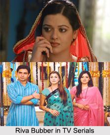 Riva Bubber, Indian TV Actress