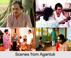 Agantuk, Indian Movies