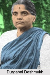 Durgabai Deshmukh, Indian Freedom Fighter
