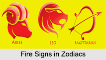 Fire Signs, Element of Astrology
