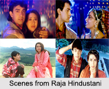 Raja Hindustani, Indian Movie