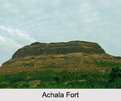 Achala Fort, Nashik District, Maharashtra