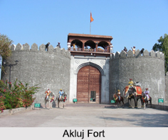 Akluj Fort, Solapur District, Maharashtra