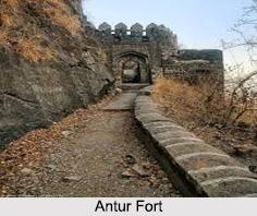 Antur Fort, Maharashtra
