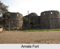 Arnala Fort, Maharashtra