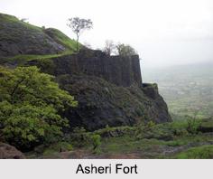 Asheri Fort, Palghar District, Maharashtra