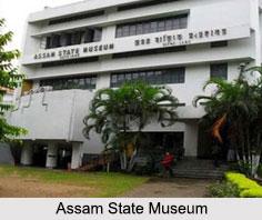 Assam State Museum, Guwahati, Assam