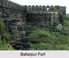 Ballarpur Fort, Maharashtra