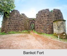 Bankot Fort, Maharashtra