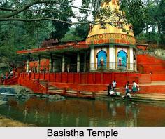 Basistha Temple, Guwahati, Assam