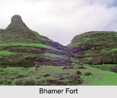 Bhamer Fort, Maharashtra