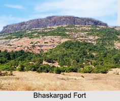 Bhaskargad Fort, Nashik District, Maharashtra