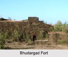 Bhudargad Fort, Maharashtra