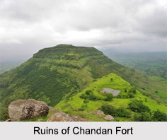 Chandan Fort, Maharashtra