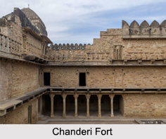 Chanderi Fort, Ashoknagar District, Madhya Pradesh