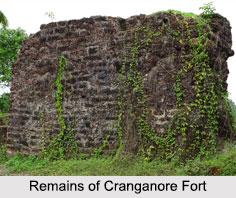 Cranganore Fort, Kerala