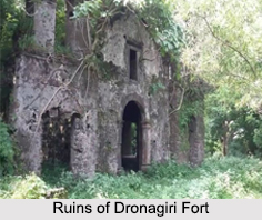 Dronagiri Fort, Raigad District, Maharashtra