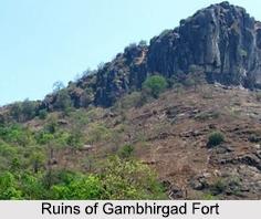 Gambhirgad Fort, Palghar District, Maharashtra