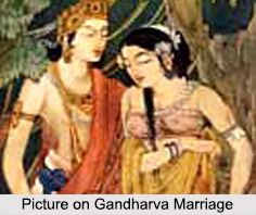 Gandharva Marriage, Indian Wedding