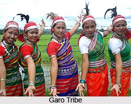 Garo Tribes, Meghalaya